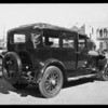 Cadillac sedan, Sam Hall, owner, Los Angeles, CA, 1931