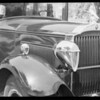 Woodlites on Packard, Southern California, 1930