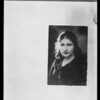 Copy of girl, Jacob Glassen, Southern California, 1929