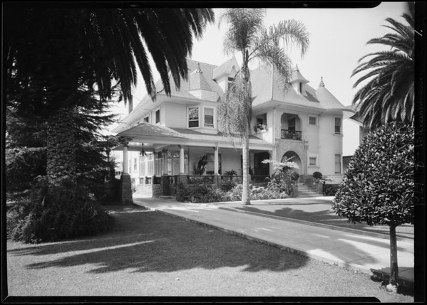 834 West 28th Street, Los Angeles, CA, 1929