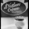 D'Votion Crème setup, Hollywood Laboratories, Southern California, 1930