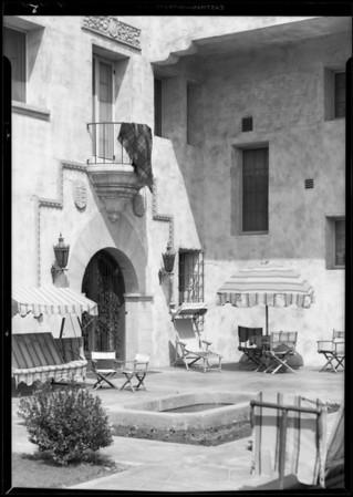 Sovereign Apartments, 2nd Street and Washington Avenue, Santa Monica, CA, 1931