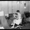 Danz Music Co., 105 North Spring Street, Los Angeles, CA, 1929