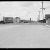 West Central Avenue, La Habra, CA, 1931