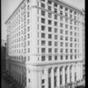 West 6th Street and South Spring Street, Pacific-Southwest Bank, Los Angeles, CA, 1926