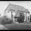 2431 Glendower, Los Angeles, CA, 1929