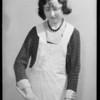 Mrs. Paul R. White, Swift & Co., Long Beach, CA, 1931