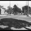 Intersection, Eastlake Avenue & Manitou Avenue, Southern California, 1931