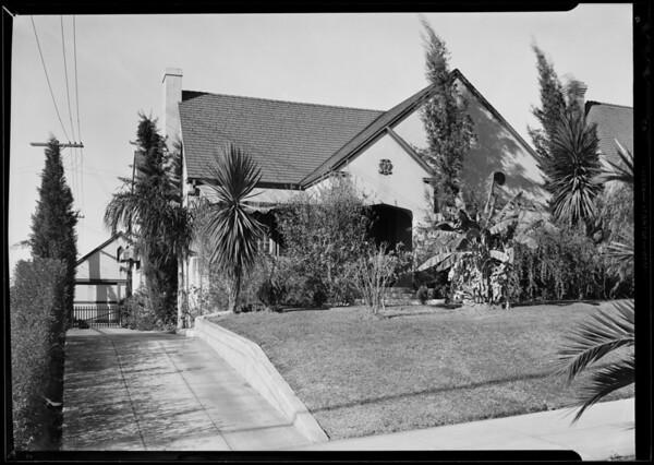 2217 North Commonwealth Avenue, Los Angeles, CA, 1930