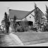 2217 North Commonwealth Avenue, Los Angeles, CA, 1930