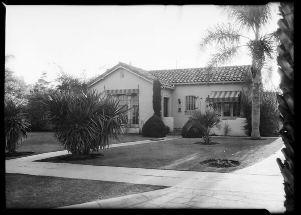 619 North Beverly Drive, Beverly Hills, CA, 1930
