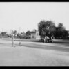 Exposition Park shots, Los Angeles, CA, 1929