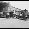 Load of Majestics for The Barrows Co., Southern California, 1929