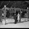 Placer County booth, California land show, Southern California, 1930