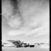 Airplane oil at Grand Central Airport, Glendale, CA, 1931