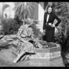 Publicity shots, Walter H. Leimert Service, Southern California, 1931