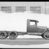 Ford jumbo truck, Southern California, 1930