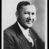 Mr. Hachensmith, Southern California, 1931
