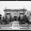 1204 Oak Grove Drive, Annandale, Los Angeles, 1925