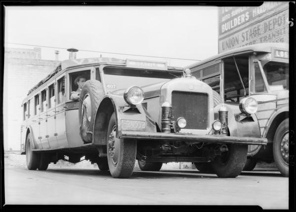 5th Street & East Los Angeles Avenue depot, Los Angeles, CA, 1929