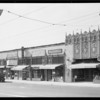 Radio store, 3607 West 3rd Street, Los Angeles, CA, 1930