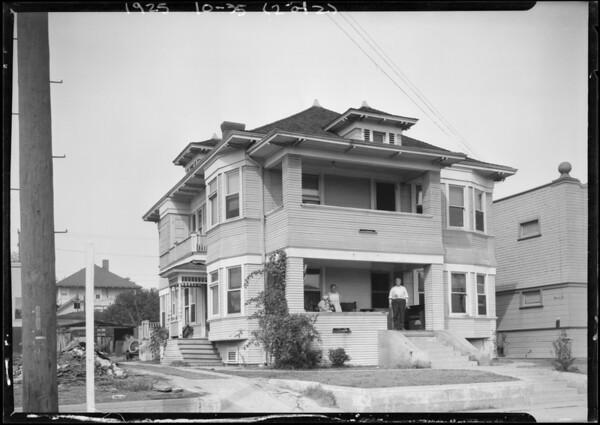 455 Custer Avenue, Los Angeles, CA, 1925