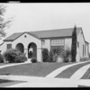 201 East Fairview Boulevard, Inglewood, CA, 1929