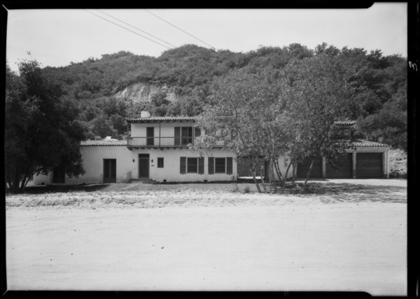 955 North Sepulveda Boulevard, Los Angeles, CA, 1931