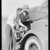 Test run, new Union 76, Southern California, 1931