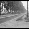 Street scenes near Hawthorne, Southern California, 1926