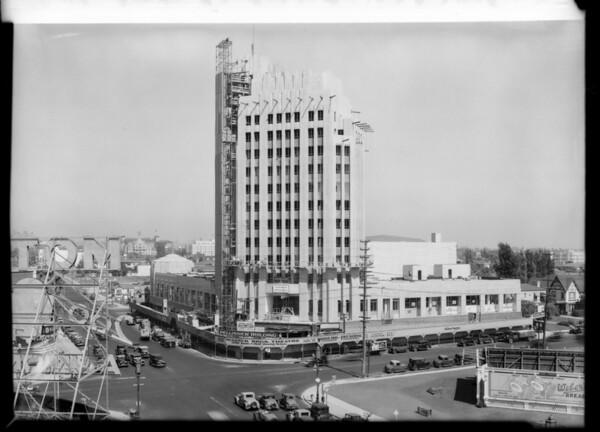 Pellissier Building, William Simpson Co., Los Angeles, CA, 1931
