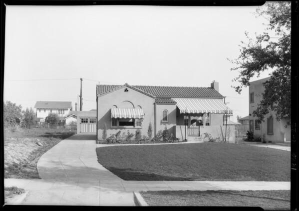 1186 North Holliston Avenue, Pasadena, CA, 1926