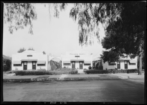 1225 West 39th Place, Los Angeles, CA, 1925