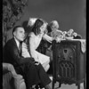 Publicity shots, Majestic Radio, Southern California, 1931