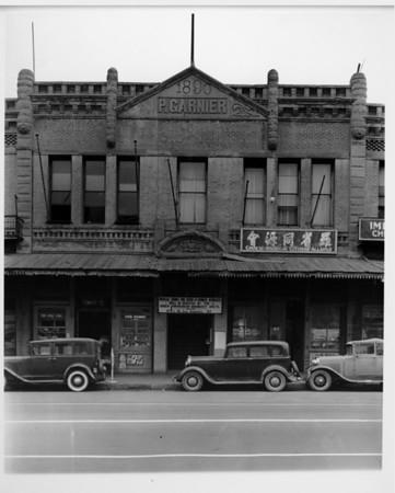 P. Garnier Building (1890), Chinese-American Citizens Alliance