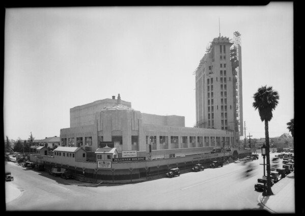 Pellissier Building, William Simpson Co., Los Angeles, CA, 1931