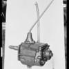 Auto parts at service agencies, Southern California, 1931