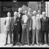 Salesman group, Dayton Rubber Co., Southern California, 1929