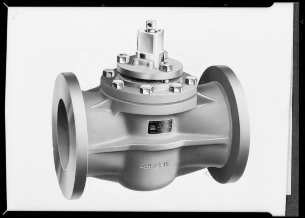 Valves, Merco Nordstrom Valve Co., Southern California, 1931