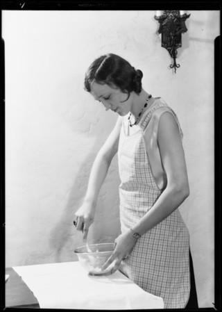 Mrs. Jo Ann Housman, Swift & Co., Southern California, 1931