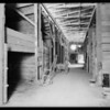 Interior of plant, Pacific Guano Fertilizer Co., Southern California, 1929