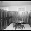 Worley lockers, Los Serranos Country Club, Chino, CA, 1925