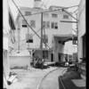 Interiors & exteriors of Premier Mills, Los Angeles, CA, 1929