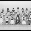 Dolls representing all countries, Southern California, 1931