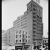 Hotel and annex at 813 South Flower Street, Los Angeles, CA, 1929