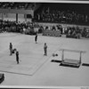 Los Angeles Sports Arena, interior view, Memorial Day dedication ceremony
