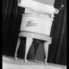 Washing machine, ironer, Southern California, 1929