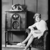 Silver Radio publicity shots, Southern California, 1929