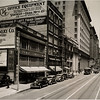 Facing north on Spring Street between West Seventh Street and West Eighth Street in Downtown Los Angeles