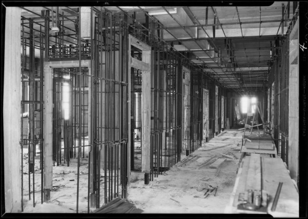 General hospital, Metal Door and Trim Co., Los Angeles, CA, 1931